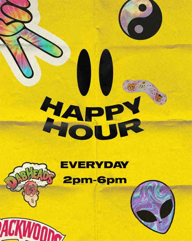 Happy Hour at Semilla HRC Everyday 2pm to 6pm