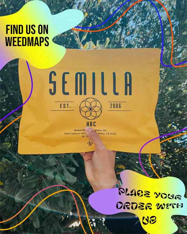 Find Us (Semilla) On Weedmaps