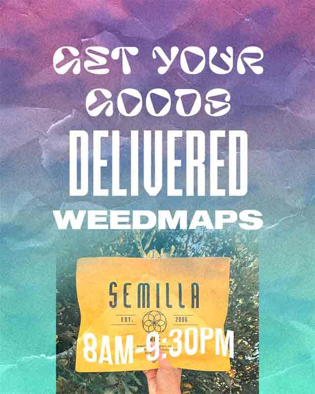Get Your Goods Delivered - Weedmaps